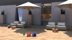 strandhuisje beachrooms pier 7 vlissingen