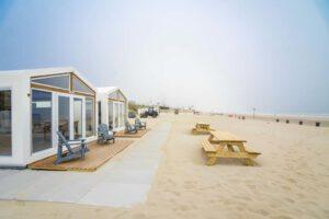 strandhuisje buddha beach zandvoort
