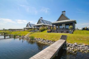 oesterdam luxe watervillas