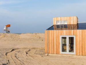 strandhuisje huren: eilandhuisje
