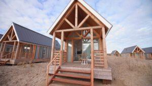 Beach Lodge Nieuwvliet-Bad