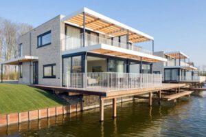 Watervilla LARGO De Veerse Wende | Strandhuisje huren