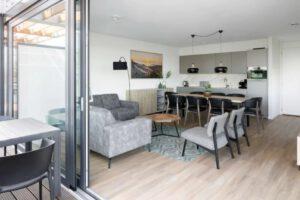 Watervilla LARGO De Veerse Wende woonkamer keuken
