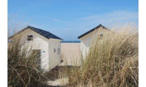 strandhuisje vrouwenpolder
