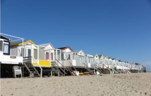 strandhuisje dishoek